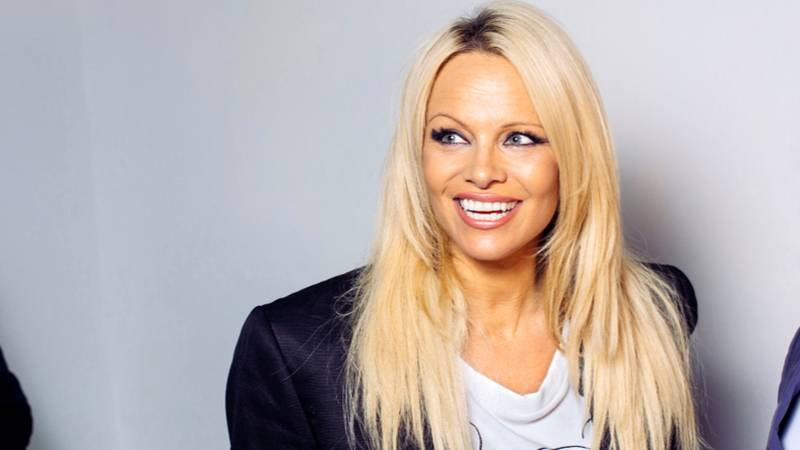 Pamela Anderson Has Written To The Taoiseach About Hare Coursing