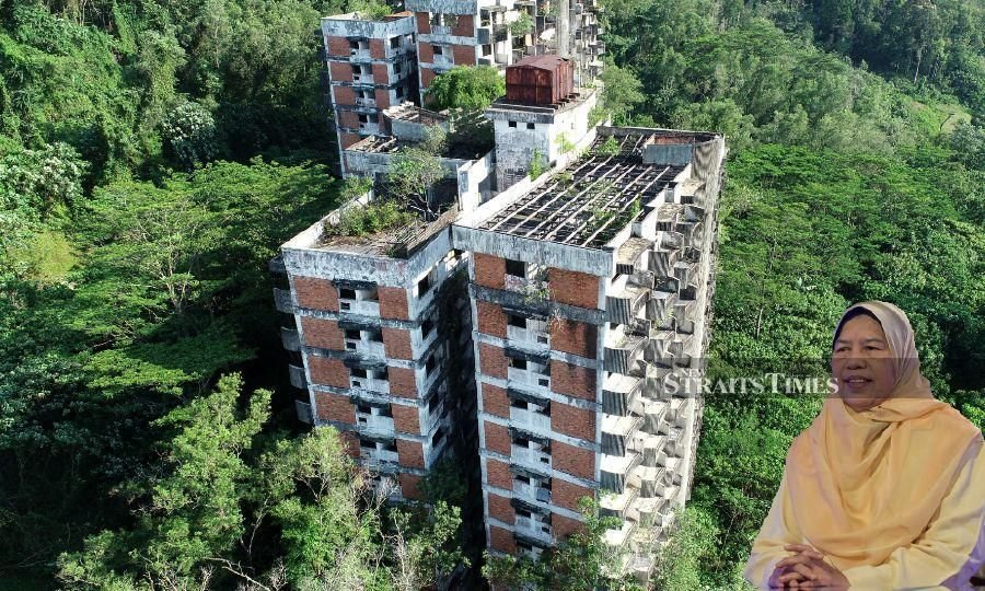 Zuraida: Memorial to be built at Highland Towers site