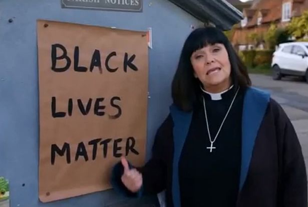 BBC defends Vicar of Dibley as viewers brand first Christmas special 'an abomination'