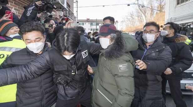 """""""素媛案""""罪犯出狱称会反省,受害者父亲发声"""