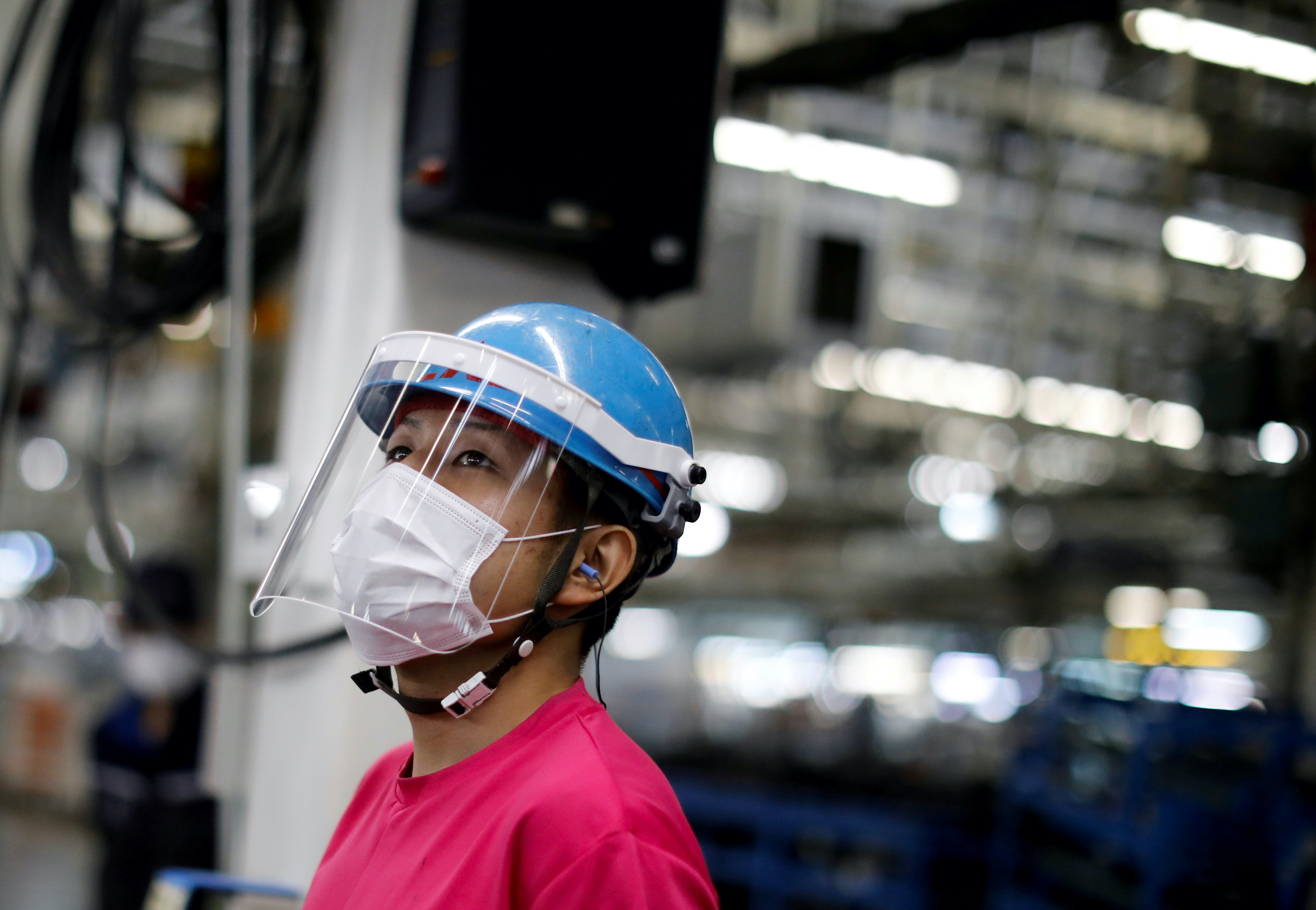 Japan's economy not spared in 2020