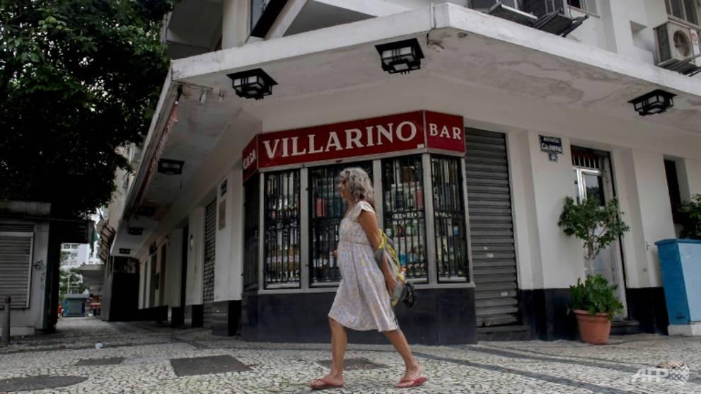 Iconic Brazil bossa nova bar is latest victim of COVID-19