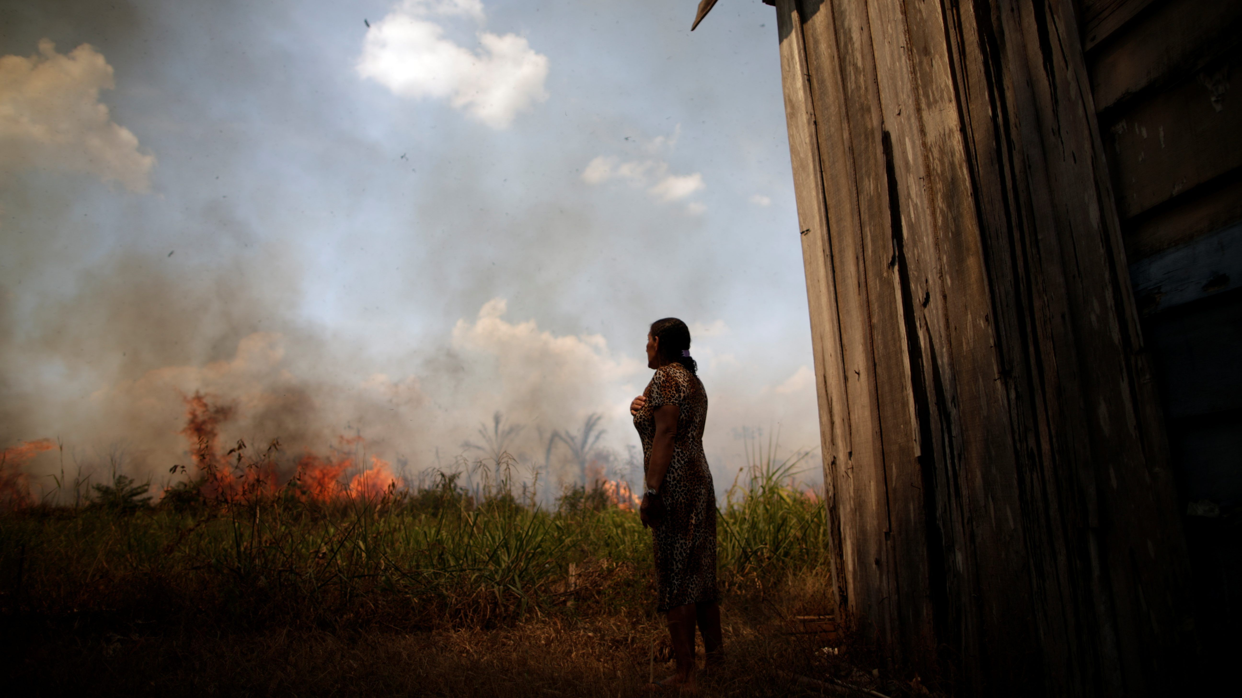 Brazil is holding the climate hostage for $10 billion annually