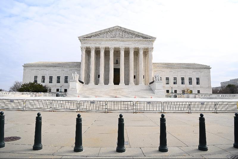 得州提推翻拜登胜选诉讼 ‧ 遭美国最高法院驳回