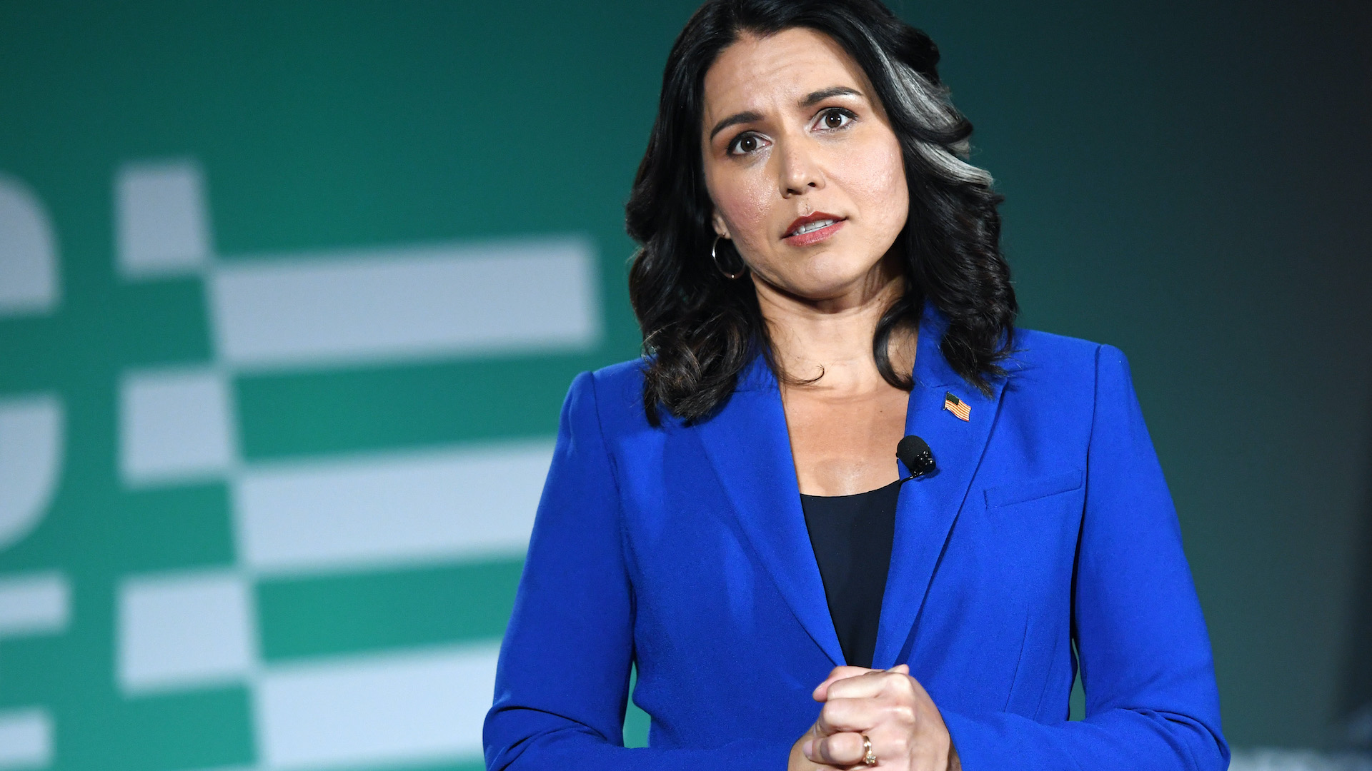 Tulsi Gabbard Criticized for Introducing Transphobic Bill to 'Protect Women's Sports'