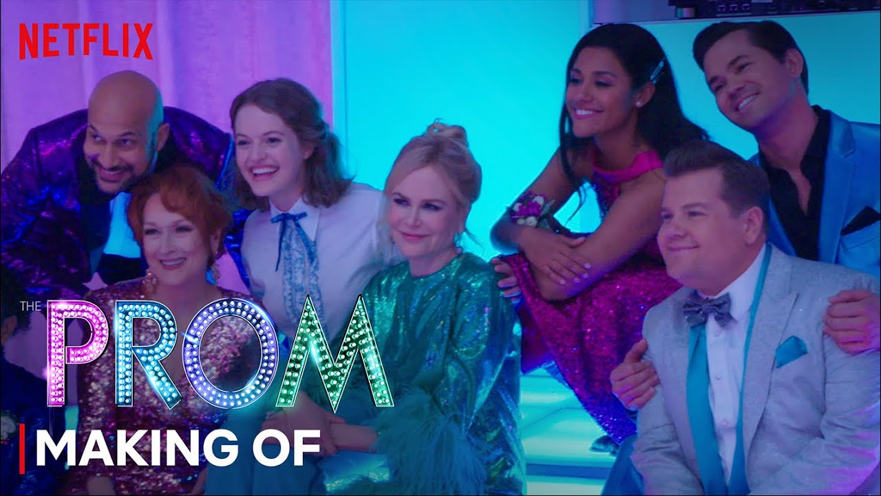 A Dream Come True   Behind the Scenes of the The Prom starring Meryl Streep and Nicole Kidman