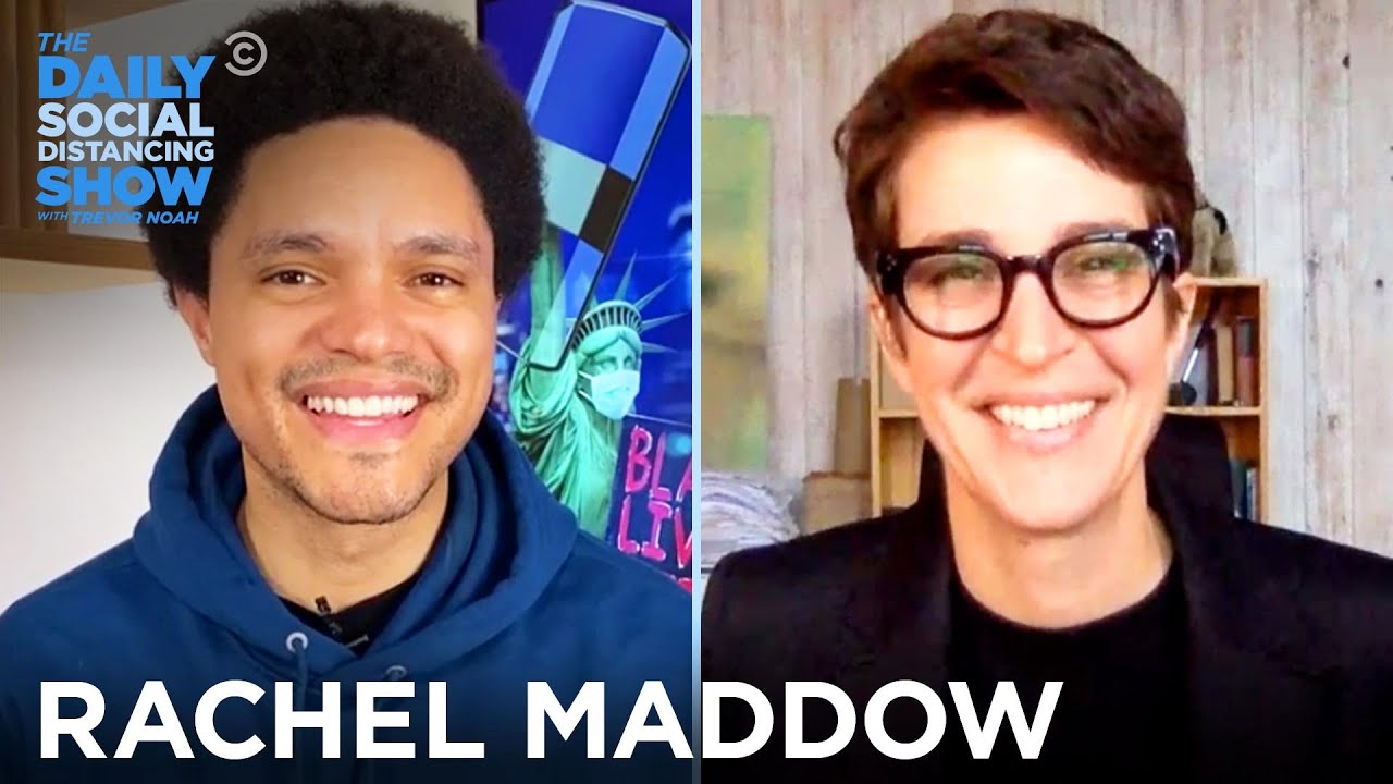 """Rachel Maddow - """"Bag Man"""" & Decoding Right-Wing Media 
