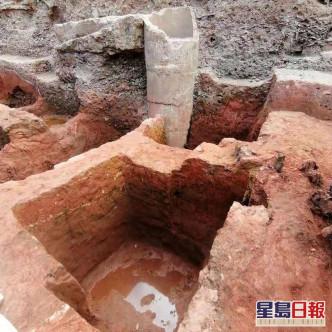 广州发现宋代大型建筑遗址 出土逾2500件文物