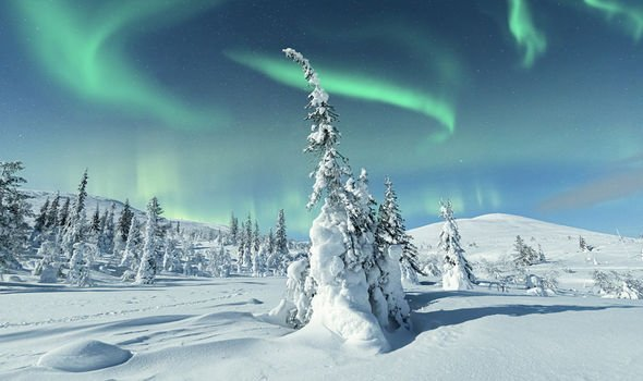 Can we see the Northern lights tonight in the UK?