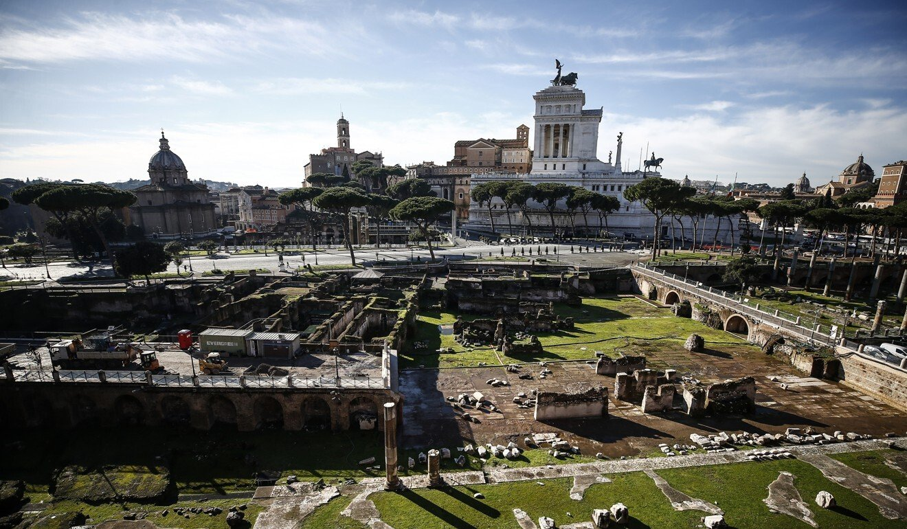 Rome displays latest ancient archaeological finds to the public