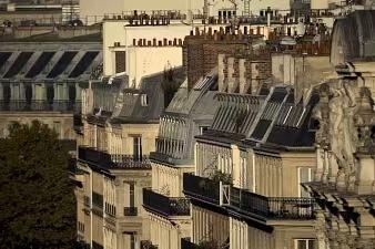 法国低收入家庭租房难 在巴黎最多租住25平方米