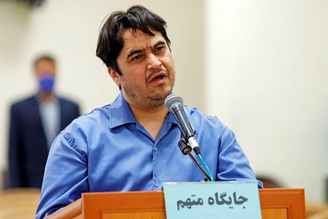 Iran executes former opposition figure and journalist Ruhollah Zam