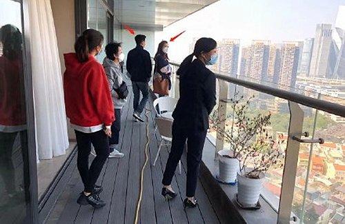 Chilam Cheung and Anita Yuen Buy Second Home in China