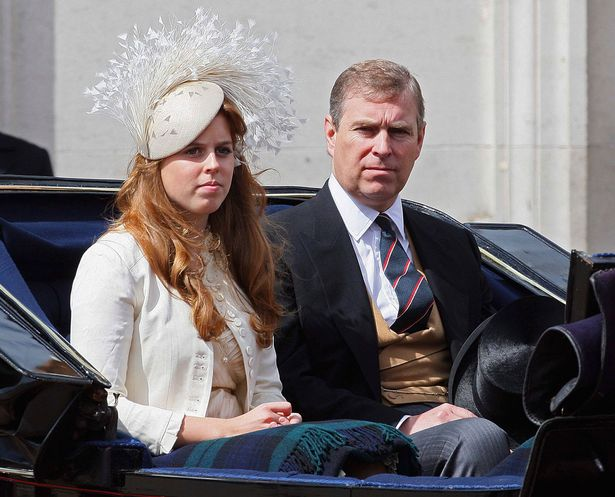 Princess Beatrice 'does not remember Prince Andrew being at Pizza Express'