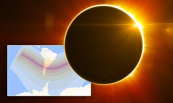 Eclipse 2020 path map: Where will the solar eclipse be visible?