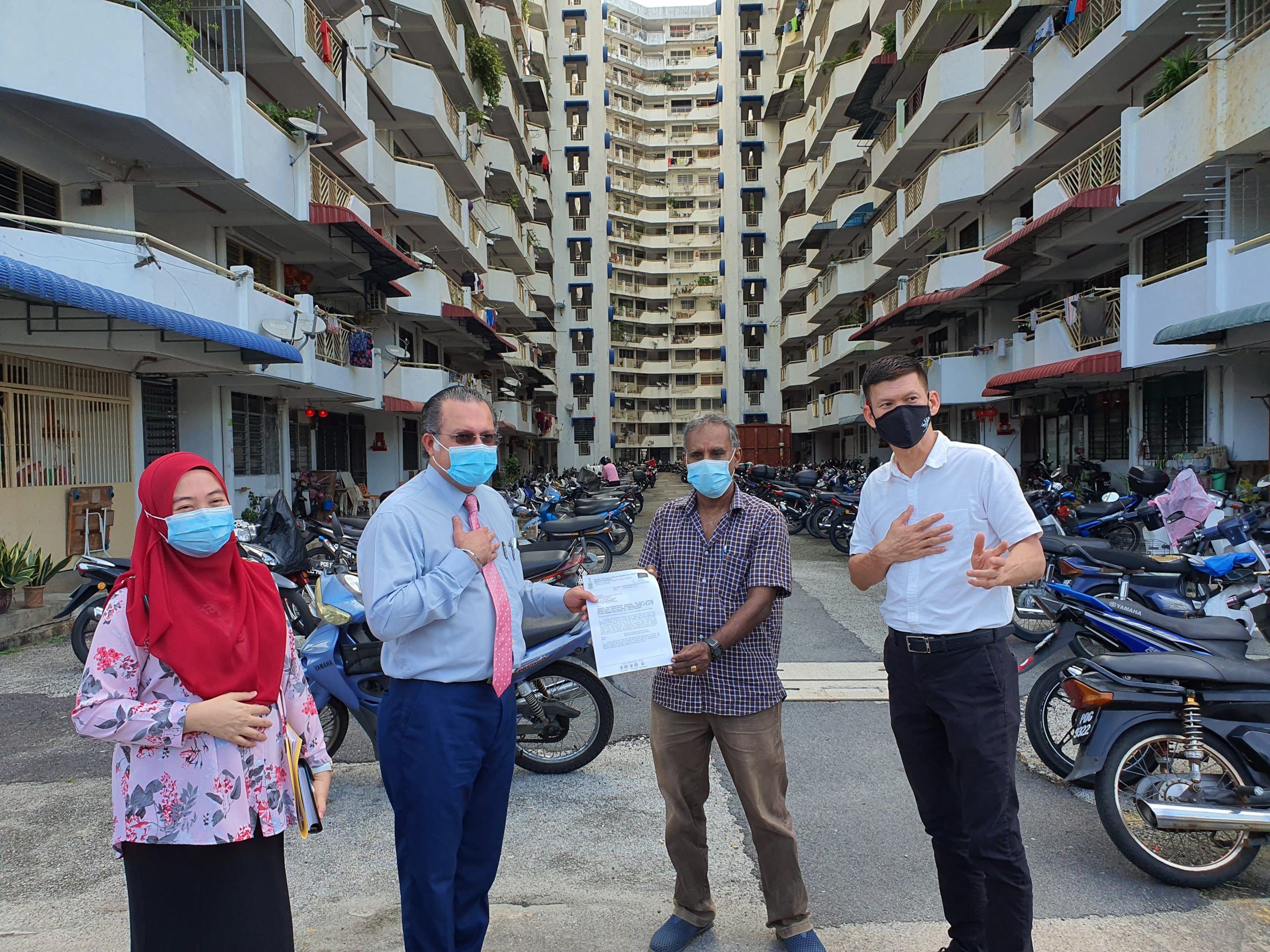 Penang govt seeks RM86mil aid from Housing Ministry
