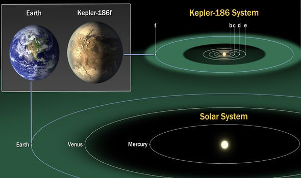 NASA stunned by Earth-like planet in habitable zone: 'One we've been looking for'