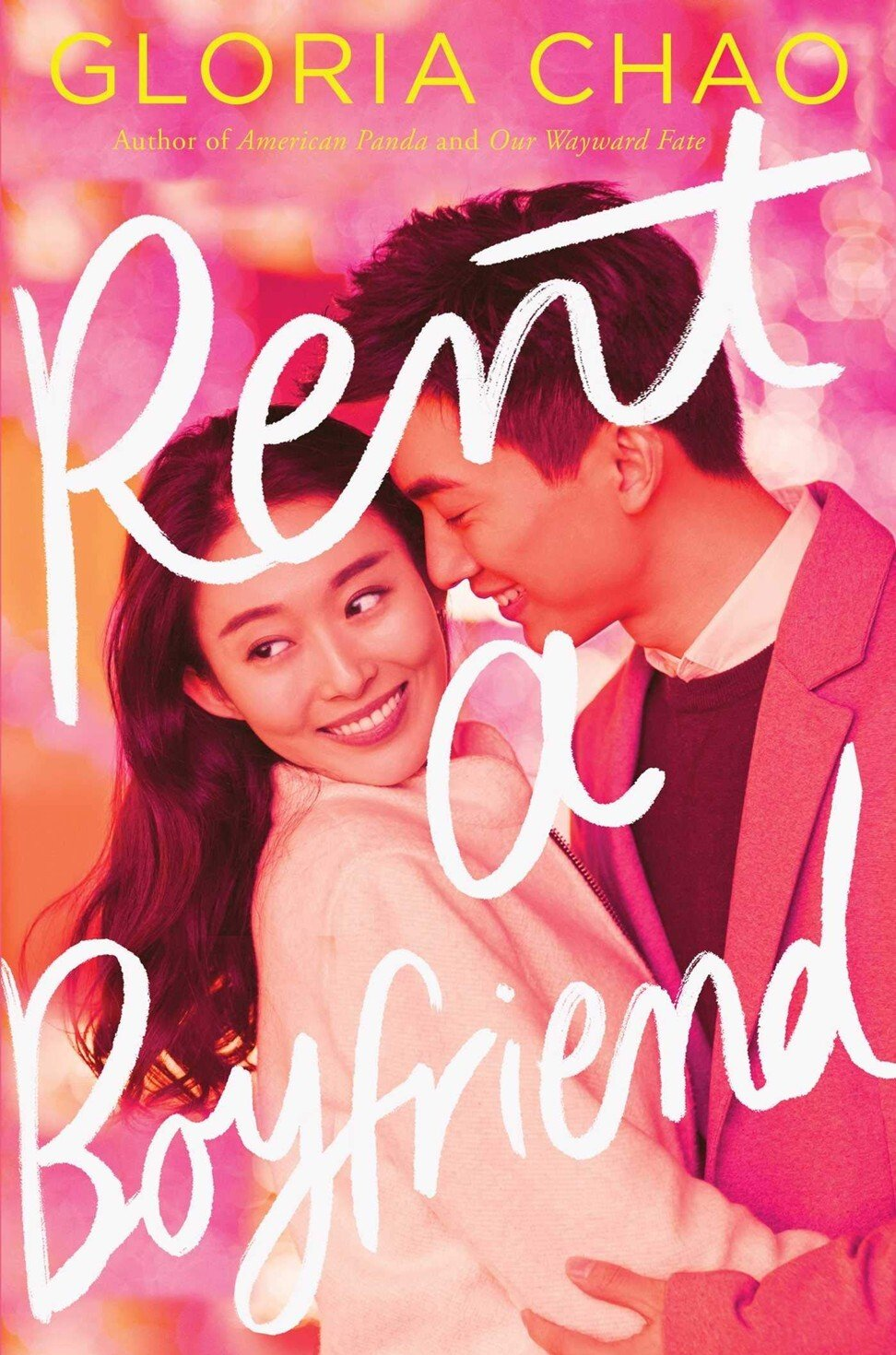 Review | Rent a Boyfriend by Gloria Chao is a fun and flirty Asian-American romantic comedy