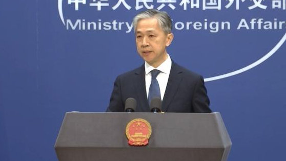 纳斯达克指数将删除四家中国公司 外交部回应