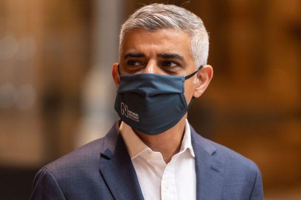 Sadiq Khan demands Boris Johnson consider shutting London secondary schools from tomorrow