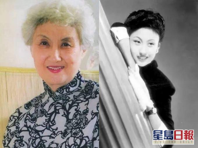 着名表演艺术家及作家黄宗英逝世