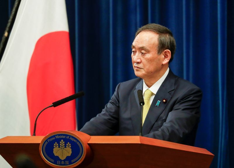 Japan's PM May further restrict tourism campaign to fight virus as approval rating plummets