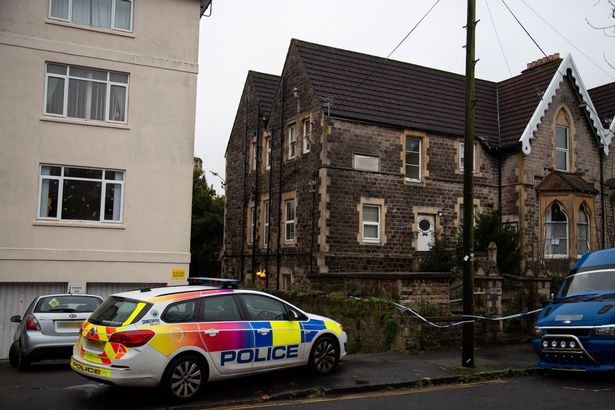 Man and woman arrested after newborn baby found dead in garden