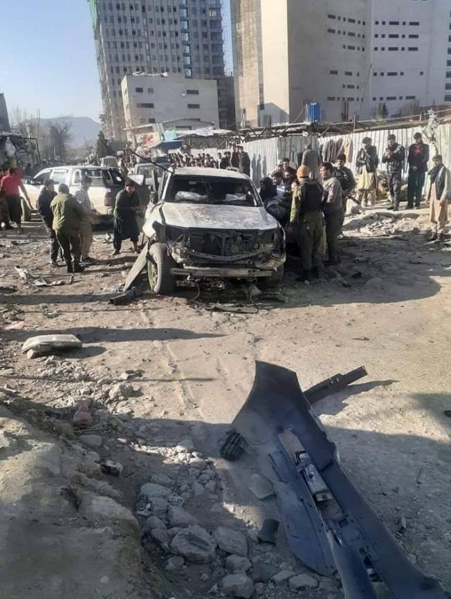 外媒:阿富汗喀布尔副省长遇炸弹袭击身亡