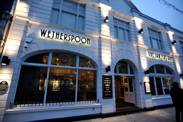 Wetherspoons slashes beer prices to 99p a pint at pubs about to go into Tier 3