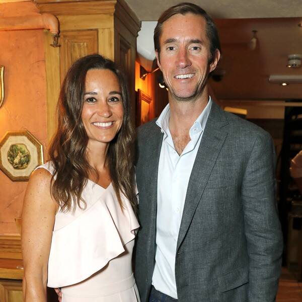 Pippa Middleton Is Pregnant, Expecting Baby No. 2 With James Matthews