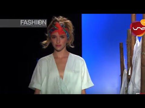 CAROLINA SEPULVEDA Spring 2014 Colombia Moda - Fashion Channel