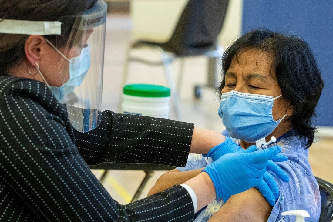 Canada begins first Covid-19 vaccinations: 'Today we turn a corner'
