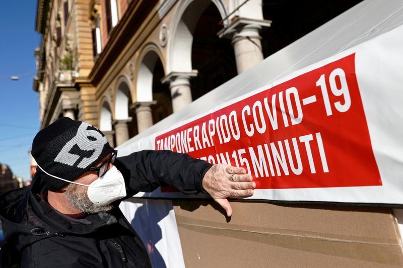 Why us again? Italy suffers disproportionate toll in second COVID wave