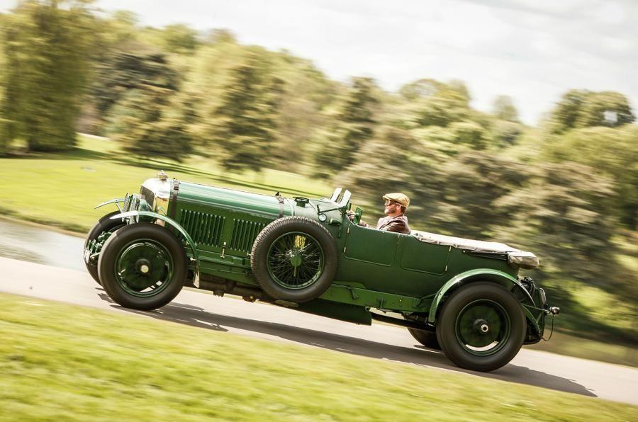 Classic car enthusiasts hail their green, £18.3 billion industry