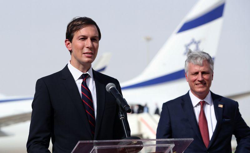 Kushner to lead U.S. delegation to Israel, Morocco