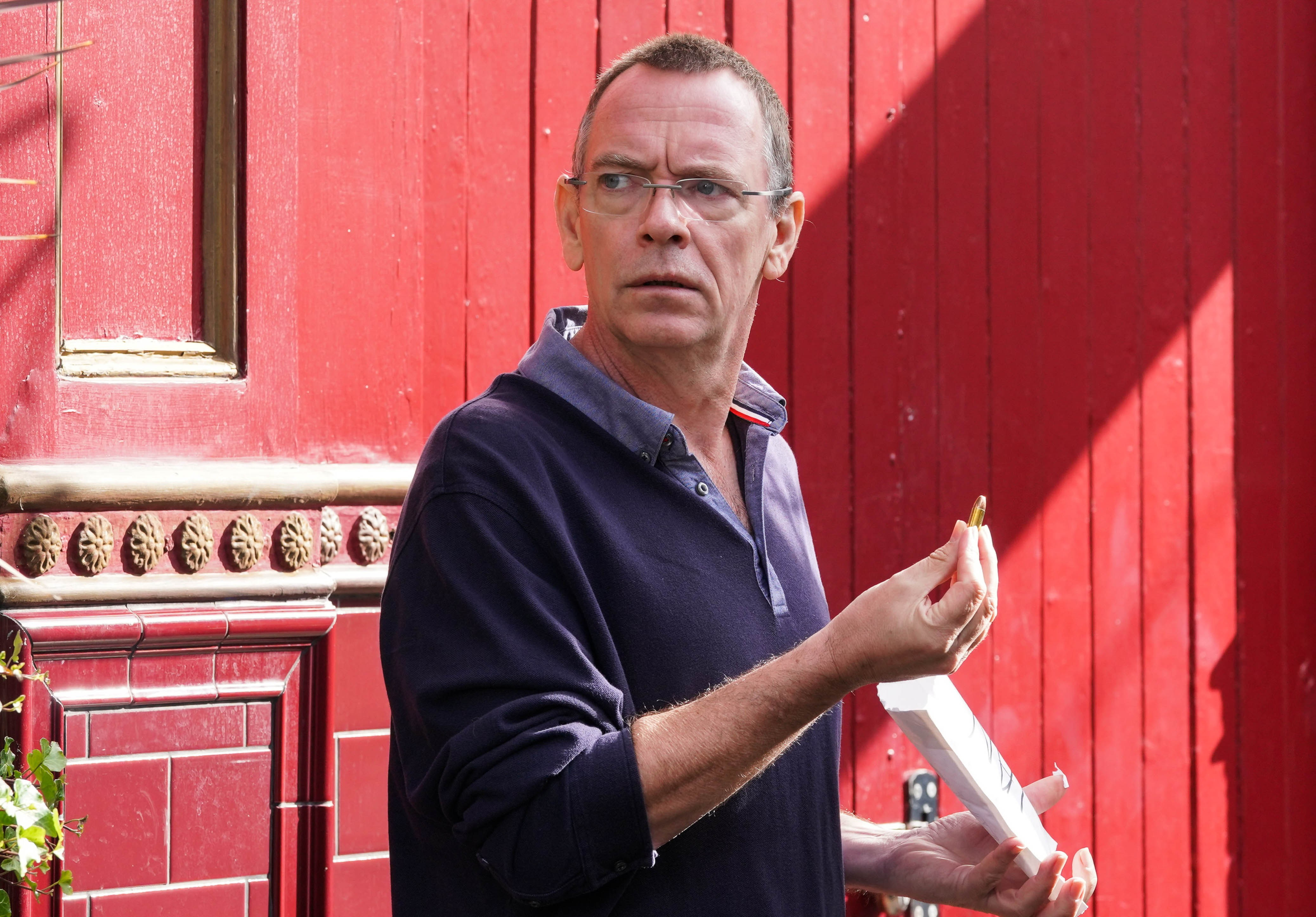 EastEnders spoilers: A bullet is sent Ian Beale's way – but by who?