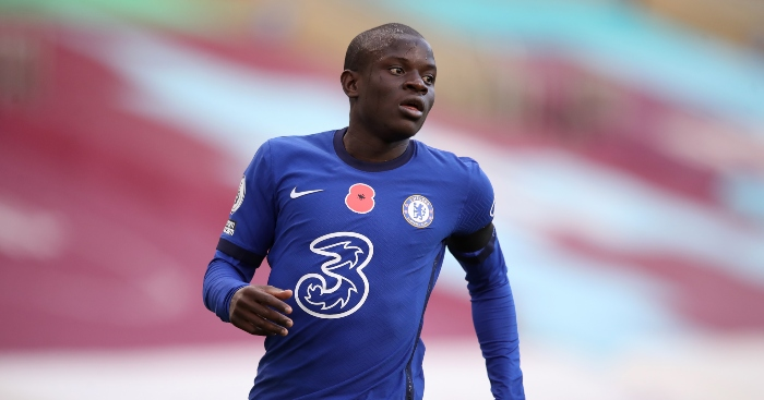 Watch: N'Golo Kante hilariously gives away free kick after catching throw-in