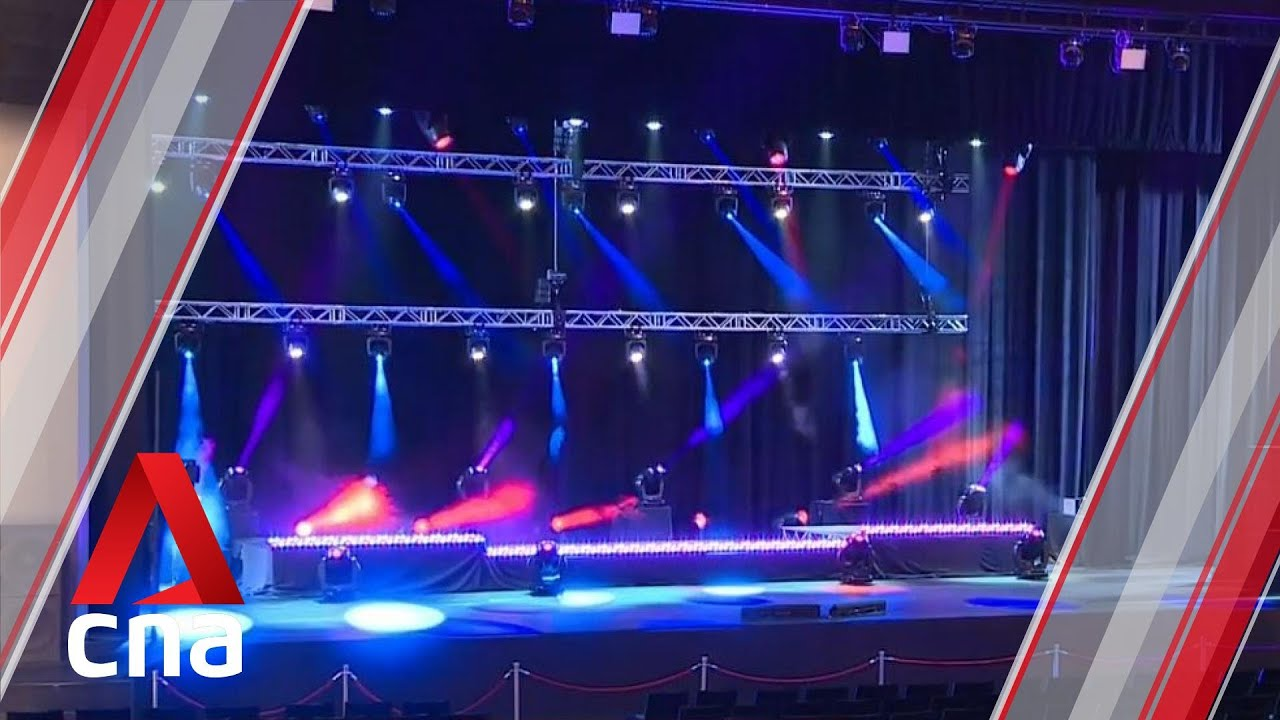 MBS prepares for largest live music event since circuit breaker