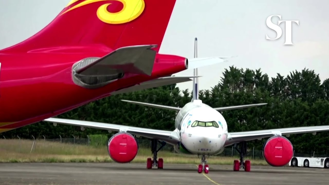 Airlines warned on safety as jets leave storage