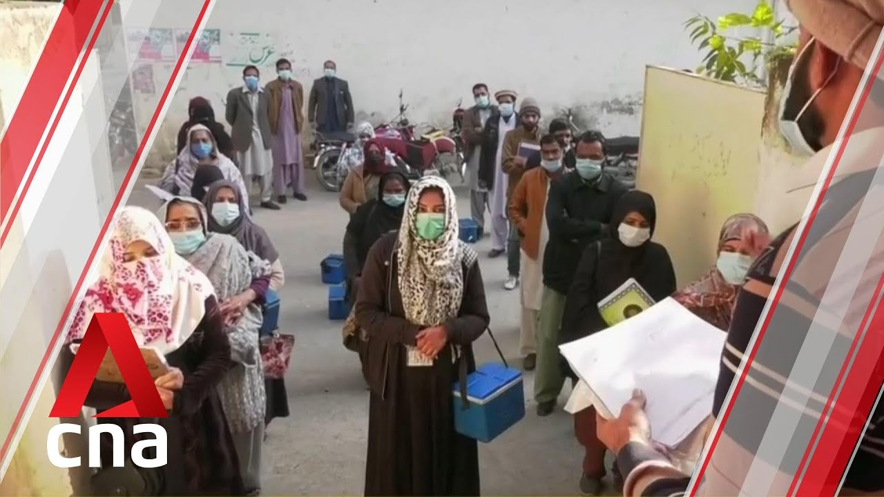COVID-10: Pakistan to launch mass vaccination campaign in April amid challenges