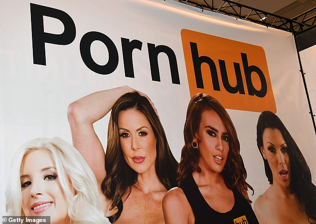 'Our job was to find weird excuses not to remove them': PornHub moderators, who watched 1,200 videos A DAY, reveal lenient guidelines at the site being sued for $80m for 'profiting from sex trafficking'