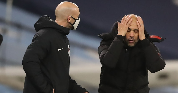 Guardiola: 'We did everything but we just couldn't score' - Football News -