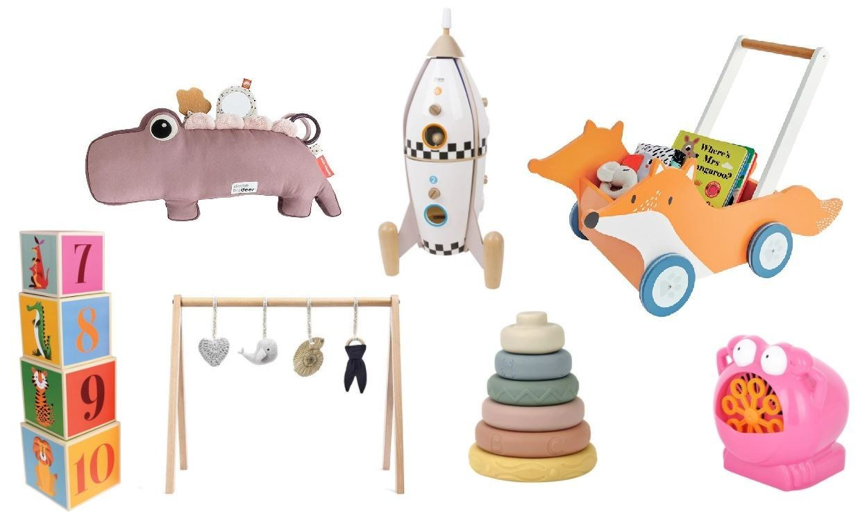 Educational gifts for babies and small children