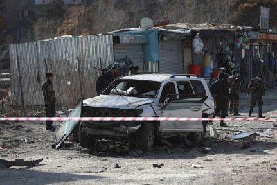 阿富汗首都遭炸弹攻击 喀布尔省副省长遇死劫