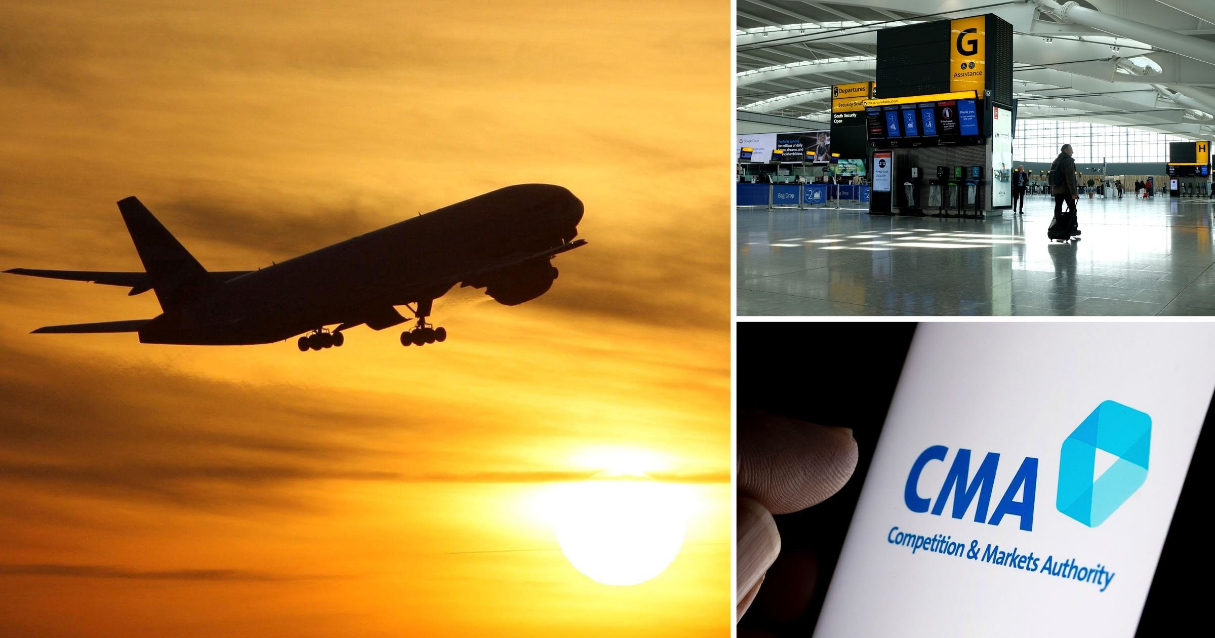 Airlines face investigation for 'failing to offer cash refunds'