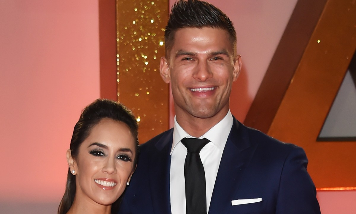 Janette Manrara and Aljaz Skorjanec thrill fans as they reveal romantic plans