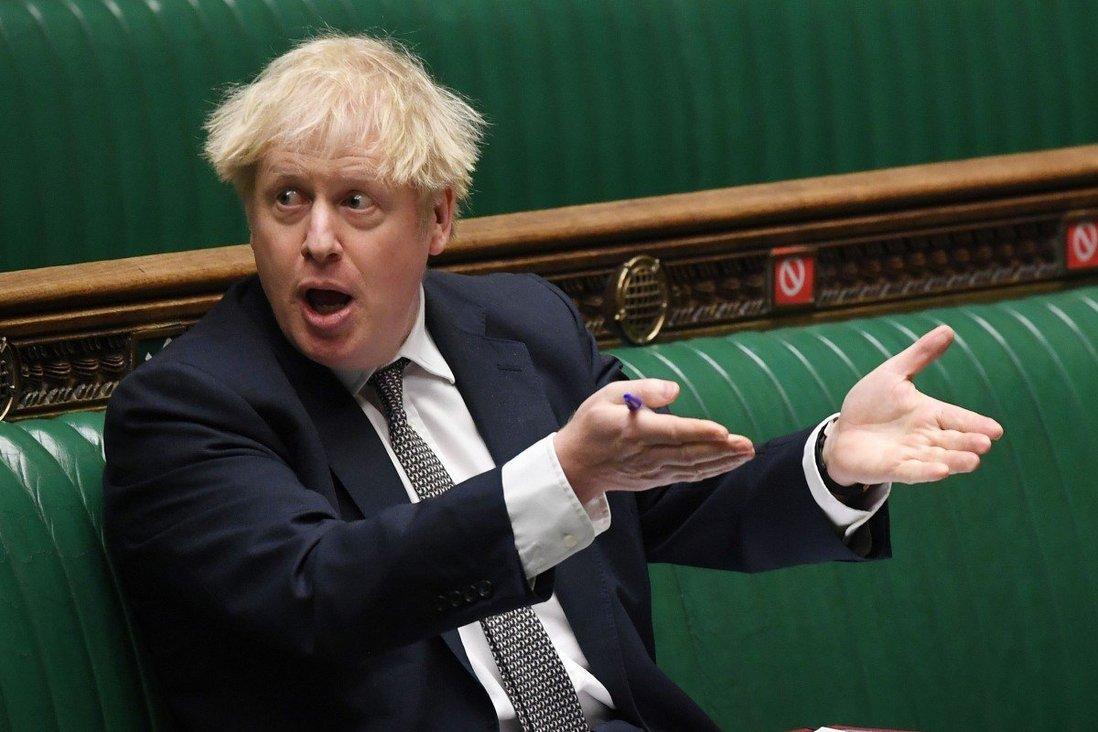 politico | Boris Johnson urges a (confusing) little Christmas