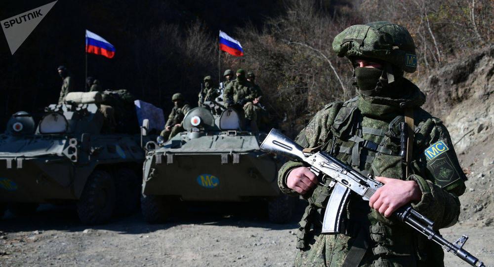 纳卡地区再次爆发冲突 俄军帮助亚美尼亚军人从包围圈中撤出
