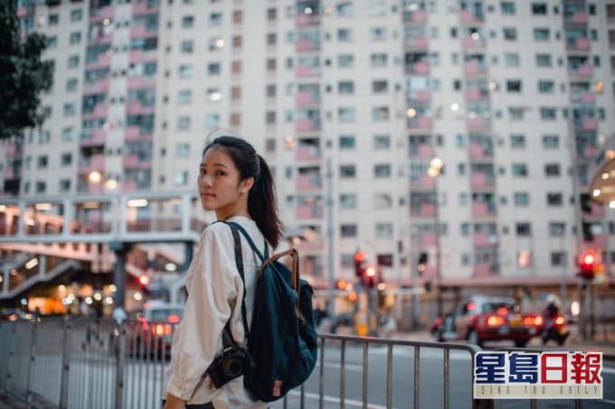 宣布离开香港 前学民思潮许颖婷:生为香港人,死也为香港魂