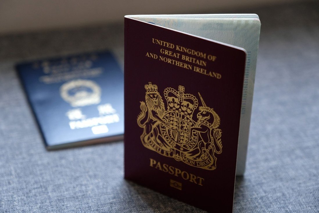 Easy path to citizenship makes UK top choice for Hongkongers fleeing political upheaval, says Midland Immigration Consultancy